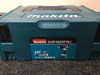 Makita DHP482RFWJ Cordless Combi