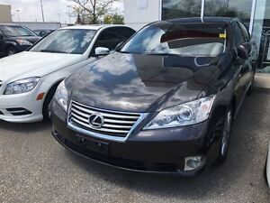 2012 Lexus ES 350 LEATHER | NAV | REAR CAM | SUNROOF | A/C SEATS