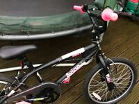 Girls 20' bike