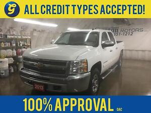2013 Chevrolet Silverado 1500 CREW CAB*4WD*KEYLESS ENTRY*SIDE ST