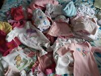 Bundle of girls newborn to 3months include joules, ted baker next johnlewis