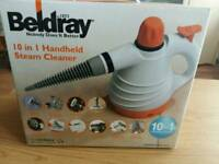 BRAND NEW STEAM CLEANER
