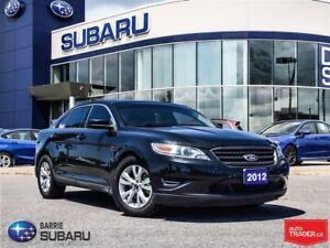 2012 Ford Taurus SEL Sedan AWD