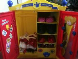 build a bear wardrobes and outfits