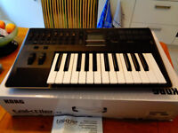 Korg Taktile 25 Midi Controller Keyboard - Unused - been out of the box for less than 5 minutes