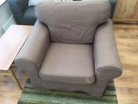 IKEA EKTORP Arm Chair. £60