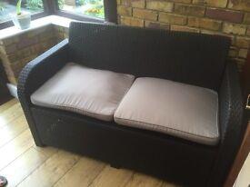 Brown Ratten furniture