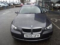 2005 05 BMW 3 SERIES 2.0 320D SE 4D 161 BHP***GUARANTEED FINANCE***PART EX WELCOME***