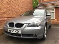 BMW 5 SERIES 525 DIESAL RARE GENUINE LOW MILEAGE NOT 520 530 535