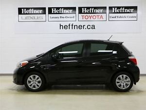 2013 Toyota Yaris LE with Cruise Control Kitchener / Waterloo Kitchener Area image 2