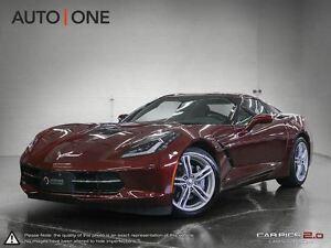 2016 Chevrolet Corvette Stingray | 537 KMS | 1LT
