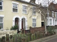 3 Bed Terraced House family to rent Western Street, Bedford near Town Centre