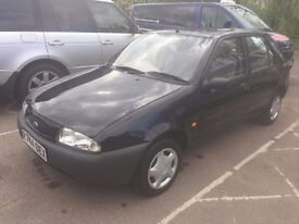 Ford Fiesta 1.3, ONLY 72,000 miles