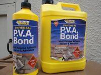 Everbuild 501 PVA BOND (5Ltr + 1Ltr)