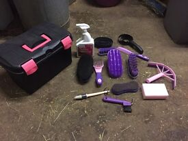 Grooming Kit with Box - Used for 2 weeks basically brand new!