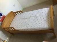 Baby weavers starter bed for toddler or small child