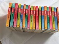 Famous Five Children's Books job lot 19 books
