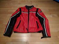 Spidi Dynamite Leather Jacket - Size 54