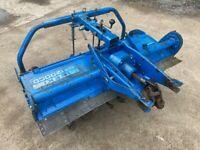 ISEKI 1.2 Meter Rotavator Tiller compact tractor massey ferguson john deere