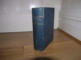 Antiquarian Rare Victorian Book The Temple Magazine