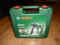 Bosch PBH 2100 RE SDS Electric Pneumatic Rotary Hammer Drill - 550W brand new sealed box