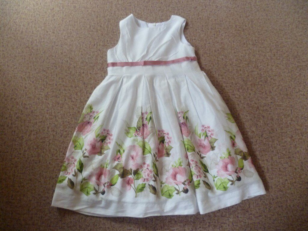 f43eeb81b24e5 Girls Mayoral Dress Size 6-7 Years Beautiful Condition | in Endon,  Staffordshire | Gumtree