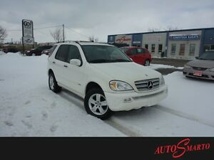 2005 Mercedes-Benz ML 350 SPECIAL EDITION-LOW MILEAGE