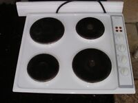 AEG Solid Plate Hob Cooker
