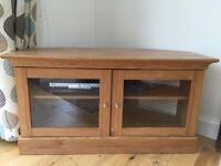 Corner TV unit - excellent condition