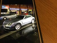 Chrysler, CROSSFIRE, Coupe, 2004, Other, 3199 (cc), 2 doors