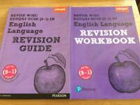GCSE English books workbooks Jekyll and Hyde An Inspector Calls