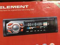 Element car stereo USB /MMC/ SD