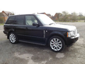 Land Rover Range Rover 4.2 V8 Supercharged Vogue SE 5dr