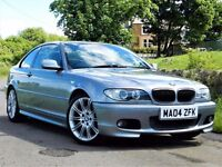 ★IMMACULATE EXAMPLE★ (2004) BMW 330 CI M SPORT - MANUAL - ALLOYS - HEATED SEATS - 6 MONTHS WARRANTY