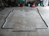 Hot Tub/Spa cover lifter/caddy