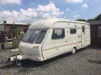 1993 avondale caravan 4 berth