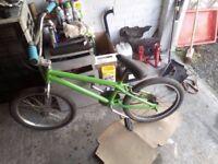 Bmx green cheap