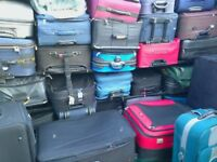 USED SUITCASE - COLLECTION FROM RADLETT HERTS £12