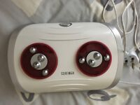 Shiatsu foot electric messager by Homedics (little used) for sale