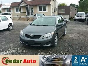 2010 Toyota Corolla CE - FREE WINTER TIRE PACKAGE - With the Pur London Ontario image 1
