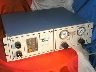 Nordson 105108a 100 Plus System Powder Controller 120240vac Tested