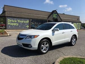 2014 Acura RDX AWD/LEATHER/SUNROOF/AWD/BACKUP CAM