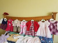0-3 month old baby girl clothes