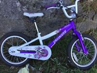 Specialised girls bike