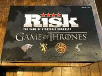 Risk Board Game (Game of Thrones - Skirmish Edition)