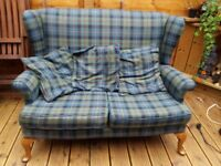 Parker Knoll 2 seater couch.