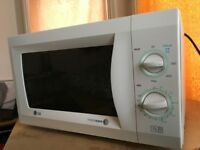 Microwave LG - very clean and in excellent working order