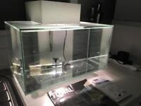 Fish tank Fluval edge 23l Aquarium
