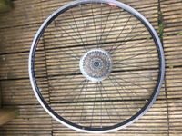 """26"""" rear wheel"""