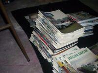 jaguar driver magazines